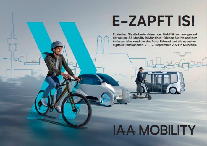 EOS Connectivity visita IAA 2021